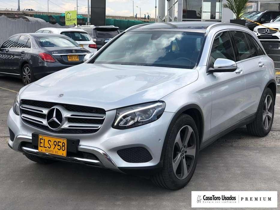 Mercedes-Benz Clase GLC 2018 - 4980 km