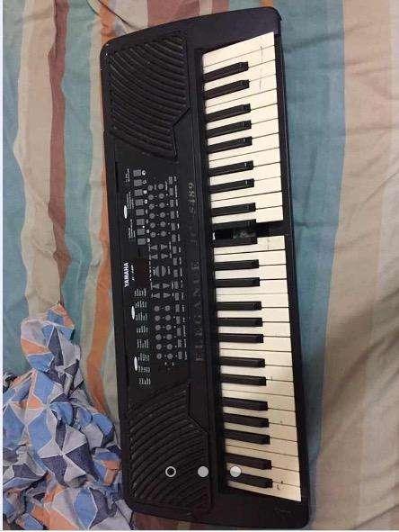 Piano Yamaha Jc-5489
