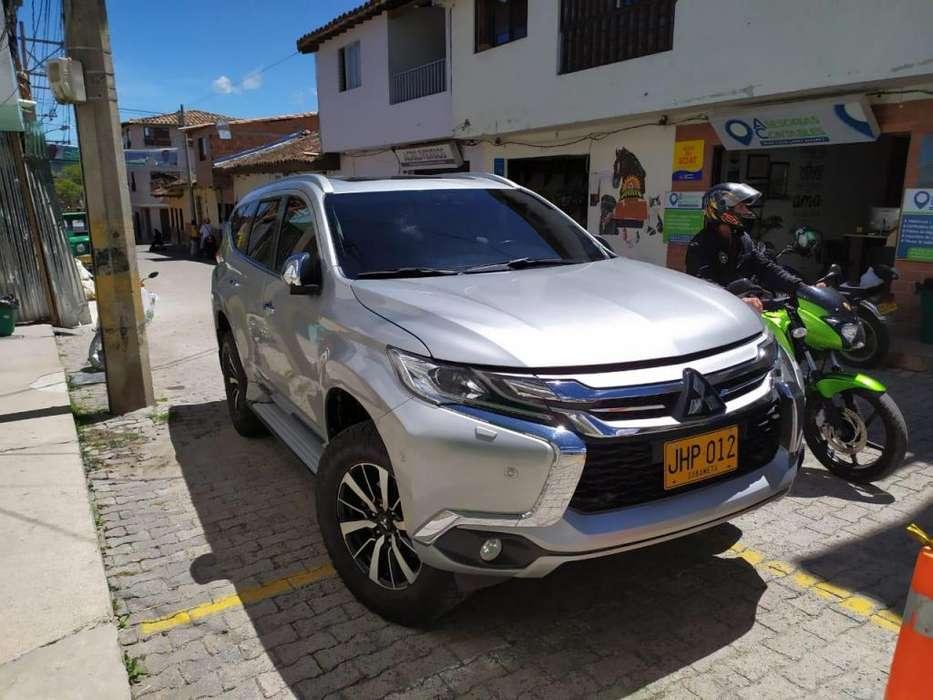 Mitsubishi Montero 2017 - 45600 km