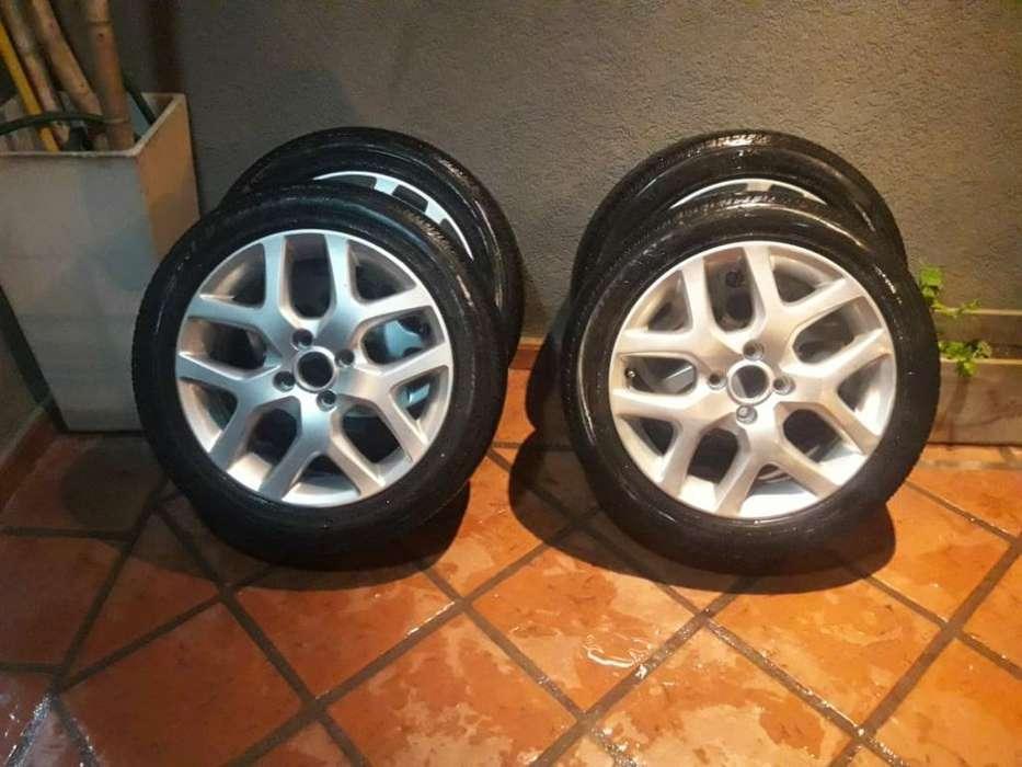 Llantas Honda City R16