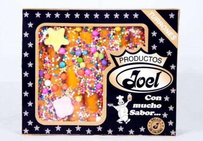 Turrones Joel 950Gramos Doña Pepa