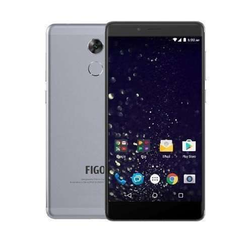 Celular Figo Orion 16gb Plata