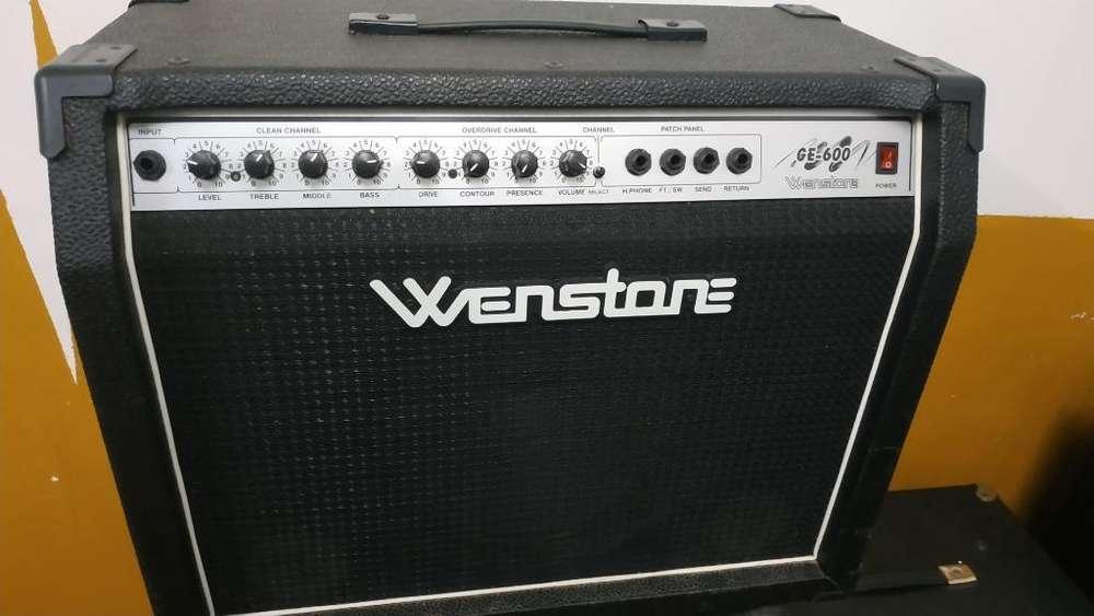 Amplificador Wenstone 50watts para Guit