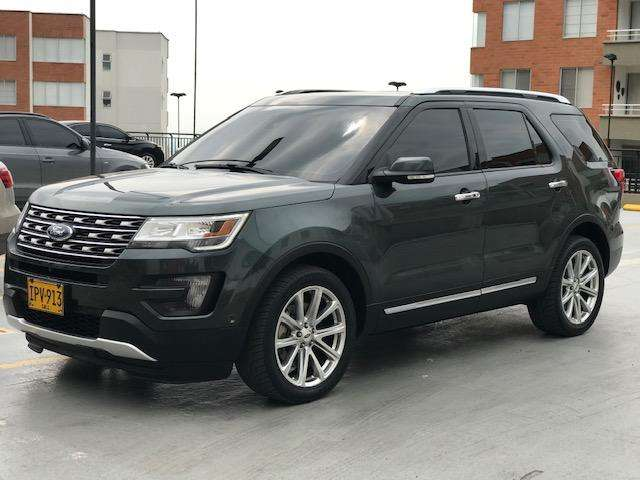 Ford Explorer 2016 - 49000 km