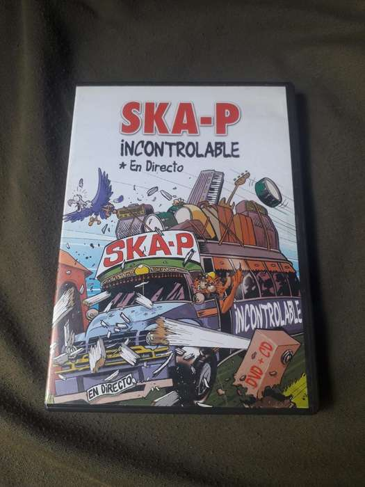 Dvd Banda Skape