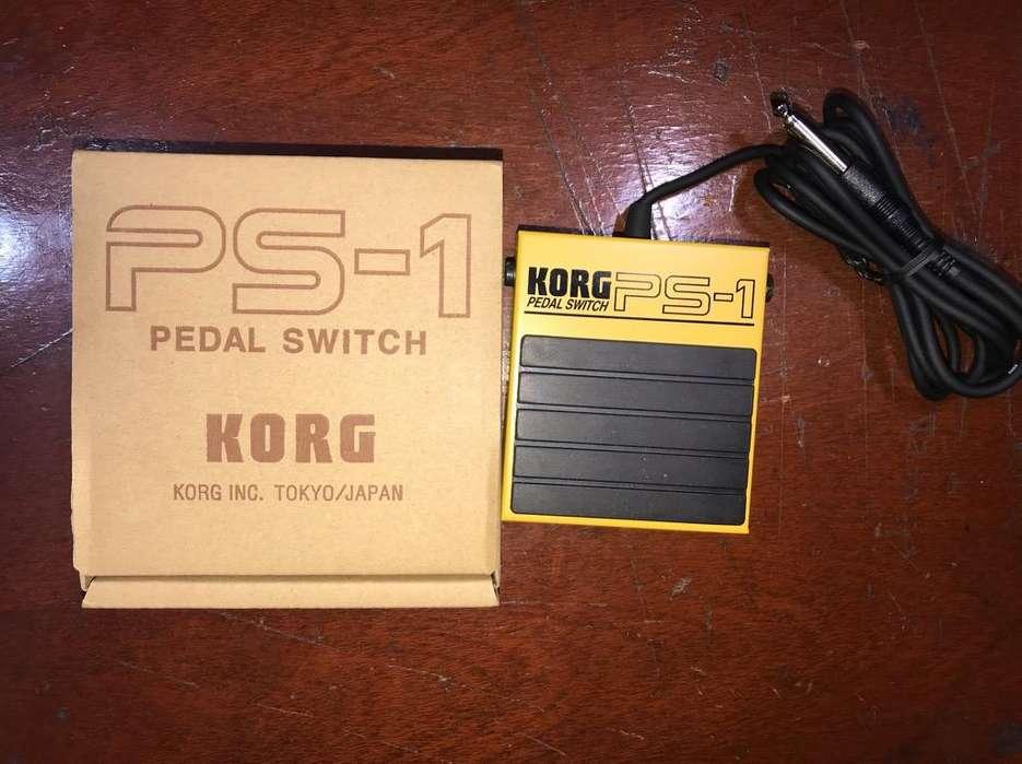 Pedal Sustain Ps1 Korg