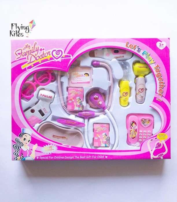 Set Doctora Infantil