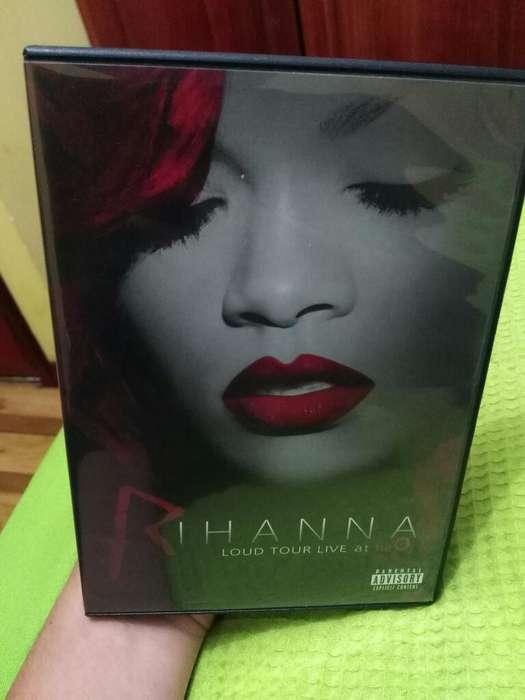 Rihanna Dvd Original