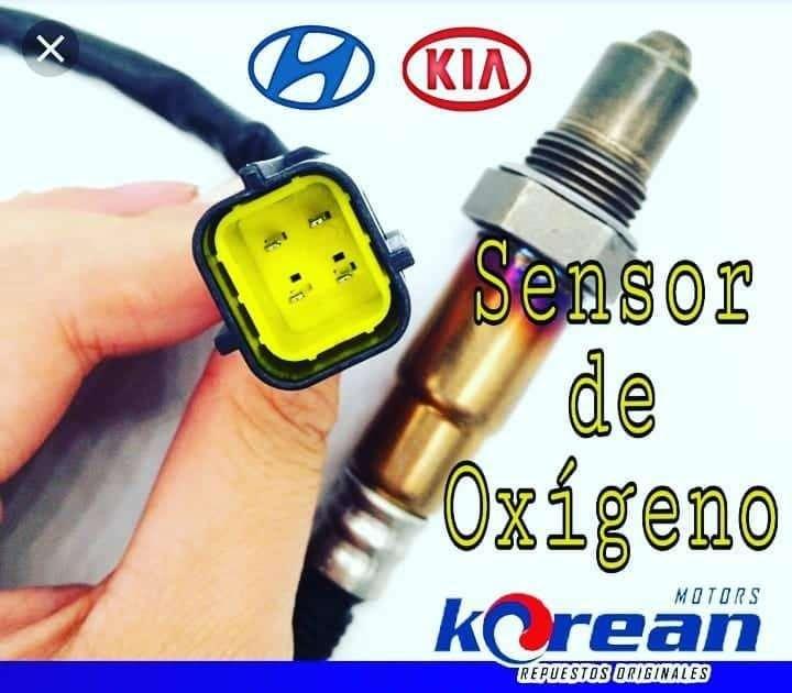 REPUESTO KIA SPORTAGE SENSOR DE OXIGENO