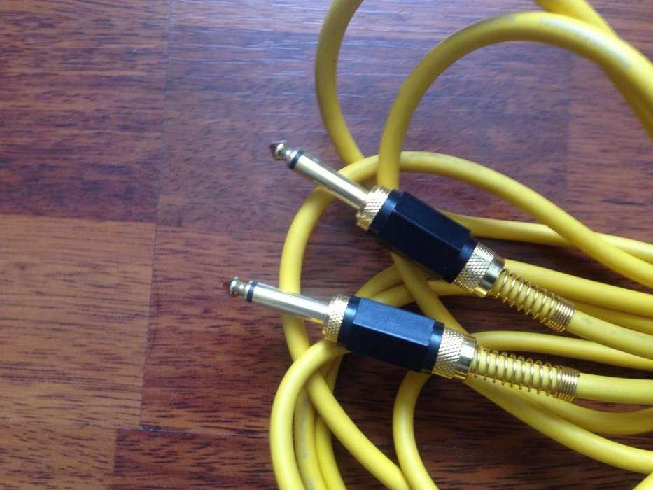 Cables para instrumentos musicales