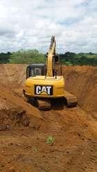 Excabadora 312d Año2012