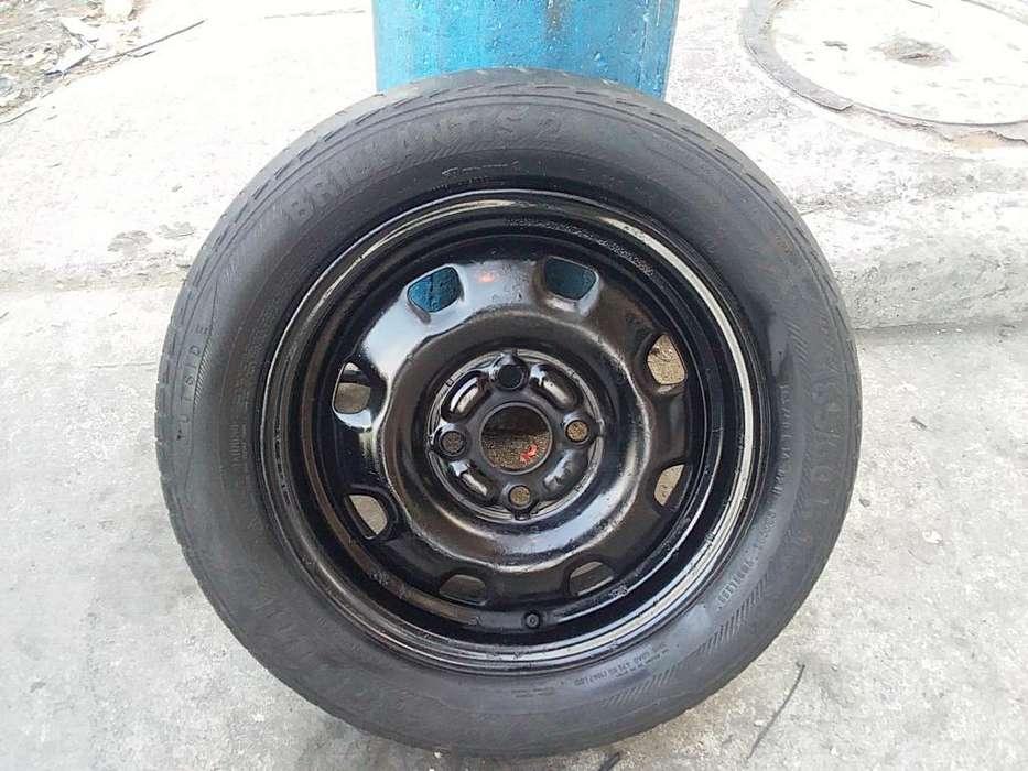<strong>llanta</strong> de Emergencia Hyundai # 14