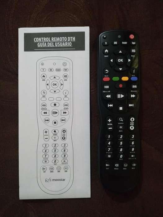 Control Universal Tv - Audio - Video