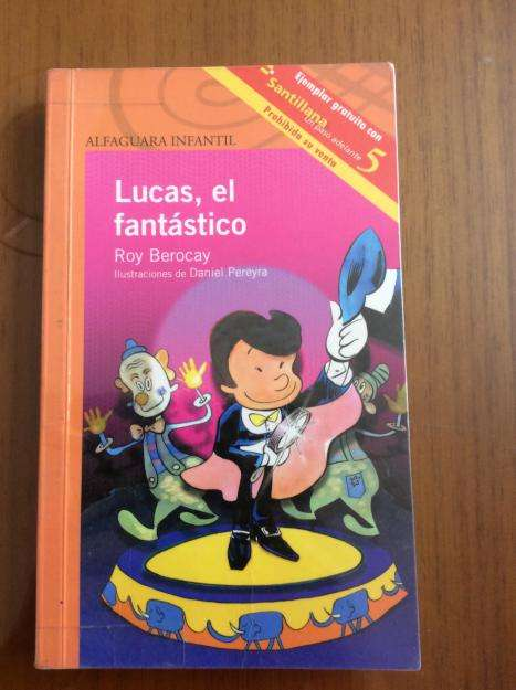 Lucas,el fantastico