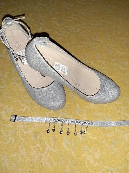 Zapatos Nuevos de Fiesta Talla 38