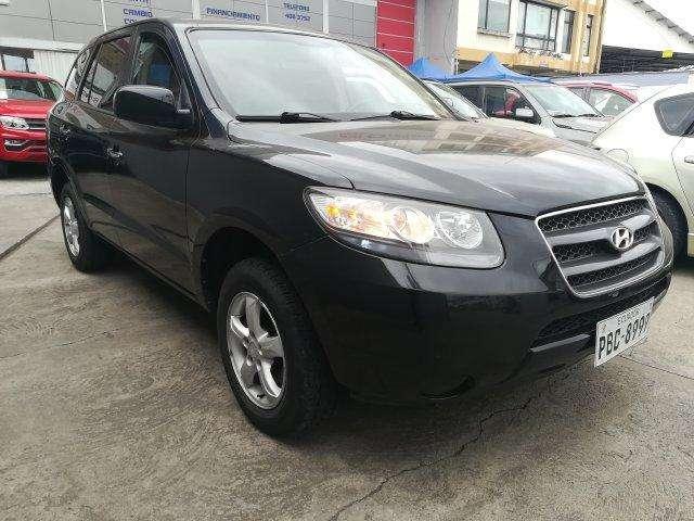 Hyundai Santa Fe 2008 - 202177 km