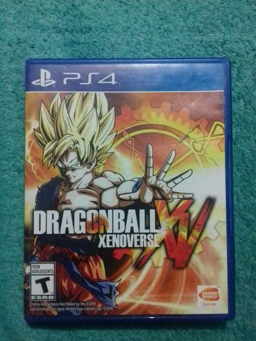 Dragonball Xenoverse Xv Ps4