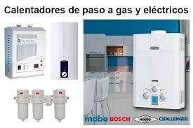 CALENTADORES BOSCH DE ACUMULACION DE PASO ELECTRICOS LA COLINA MANTENIMIENTO Y REPARACION 3209320094 3949861
