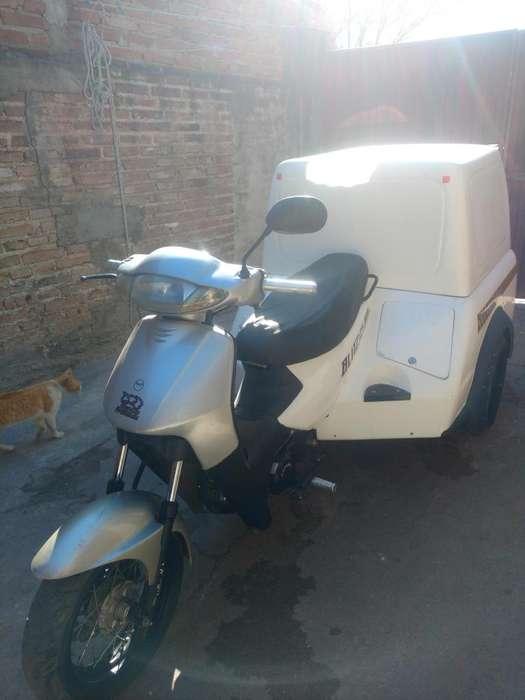 Vendo Urgente!!! Motocarga Motomel Blitz 125cc