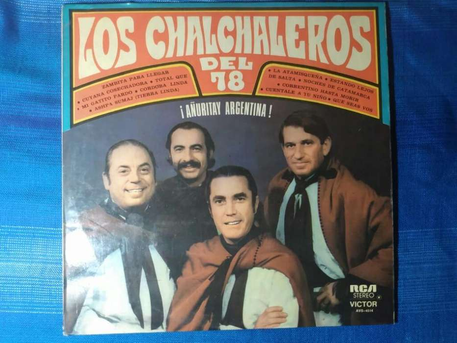 Los Chalchaleros Del 78