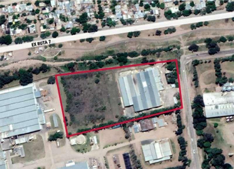 Planta Industrial en Venta Parque Industrial Norte SAN LUIS