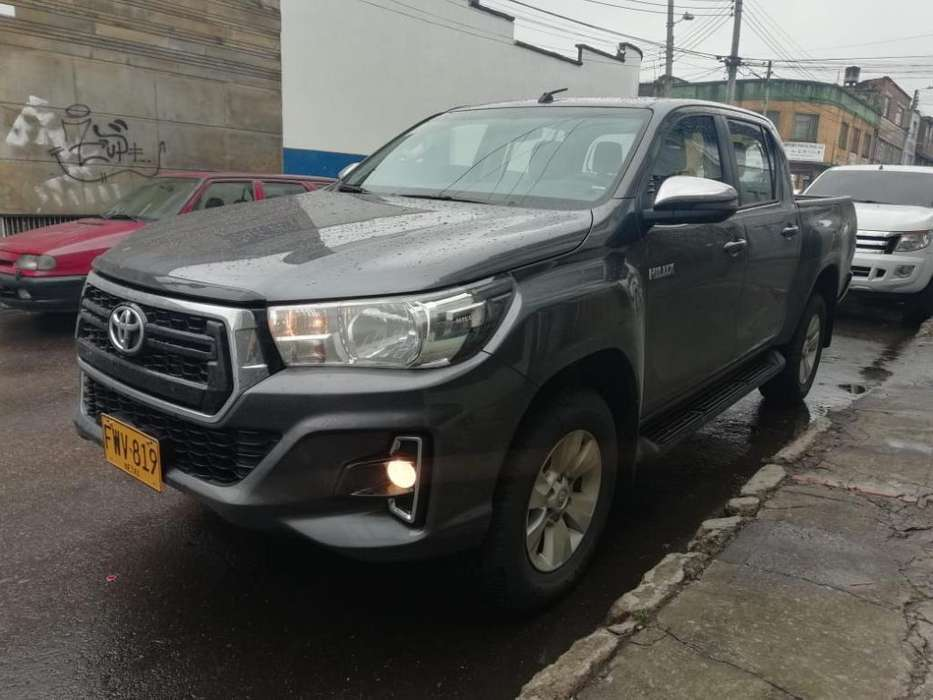 <strong>toyota</strong> Hilux 2018 - 22000 km