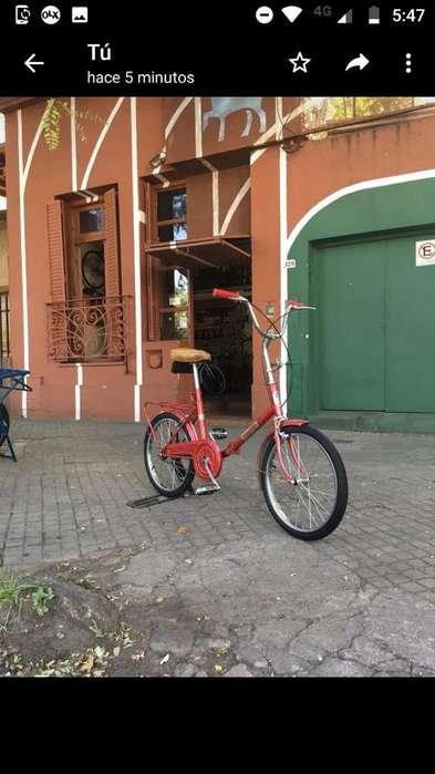 Bicicleta Gracielita Restaurada