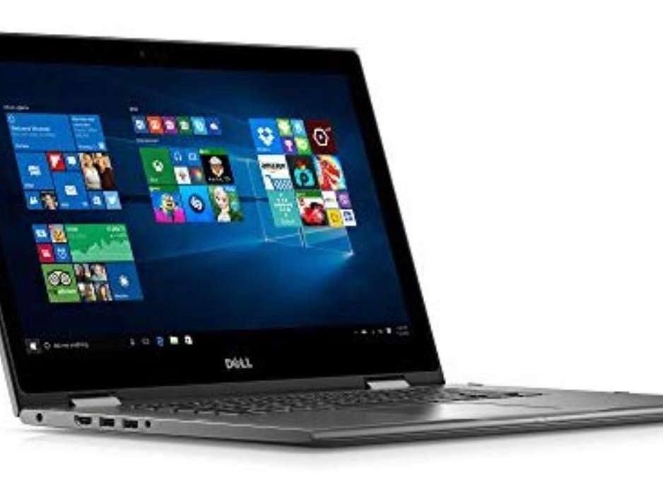 Laptop Dell Touch Screen