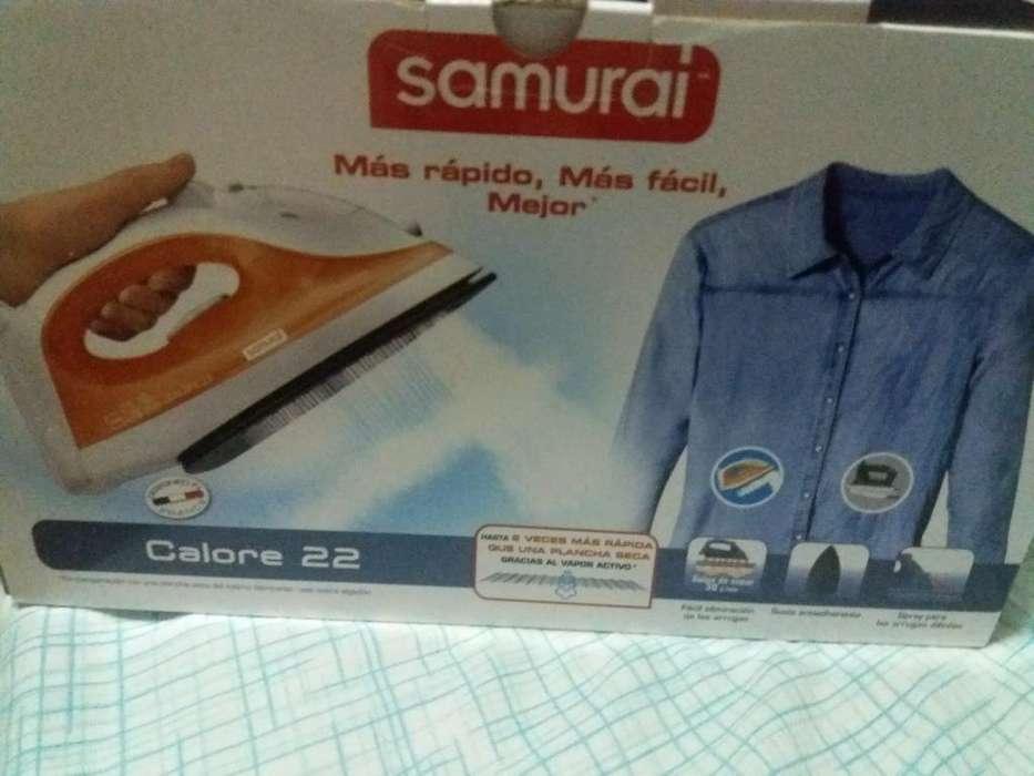 Se Vende Plancha Samurai