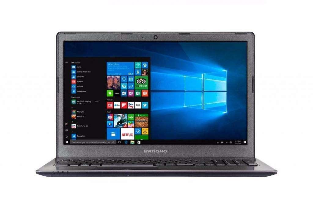 promo notebook bangho core i3 6006 u hasta agotar stock