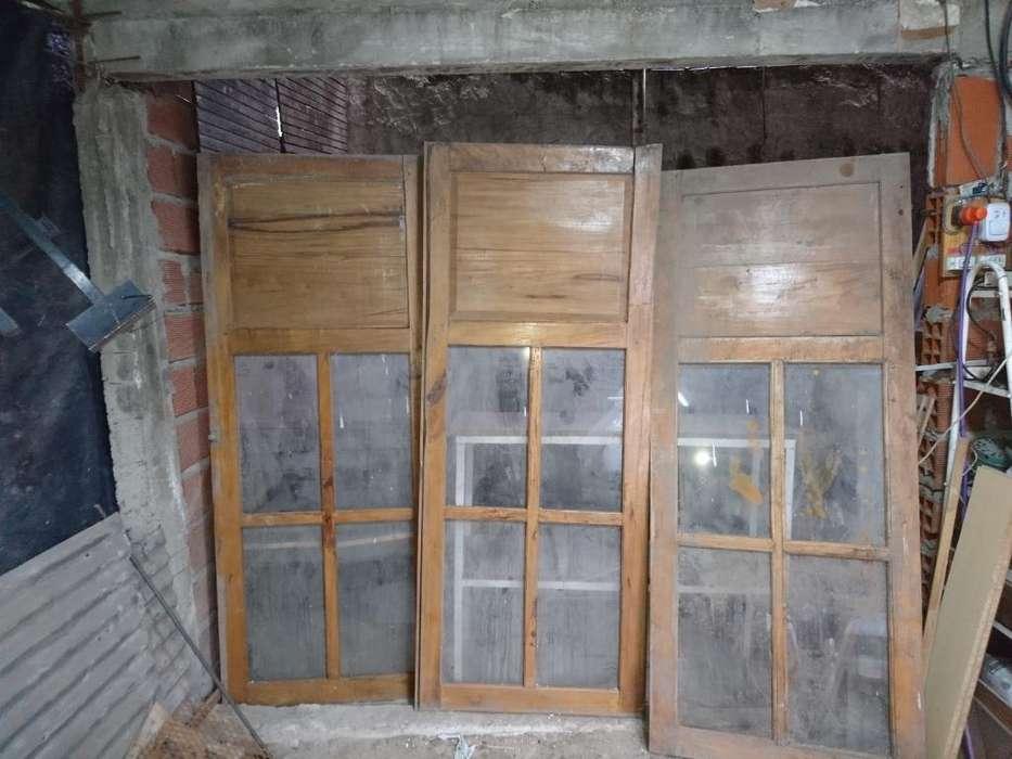 Vendo 3 <strong>puertas</strong> de Maderas
