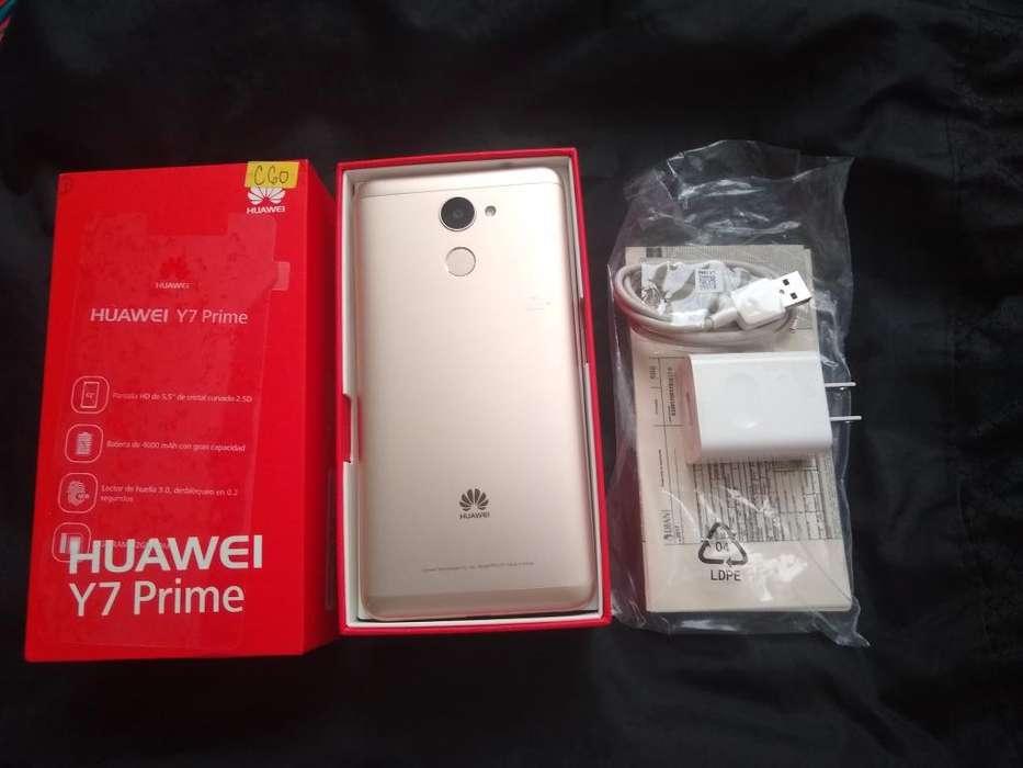 Celular Huawei Y7 Prime