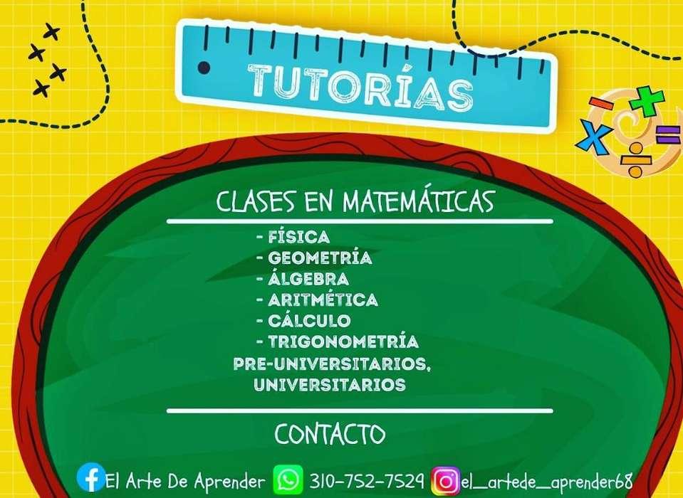 Clases en Matemáticas