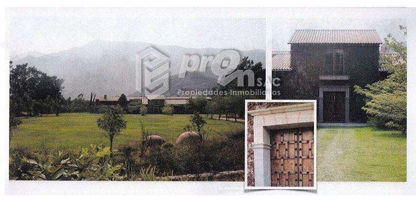 Alquilo Espectacular Casa de Campo en Cieneguilla