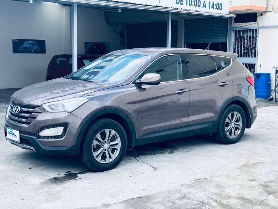 Hyundai Santa Fe 2014 - 115000 km