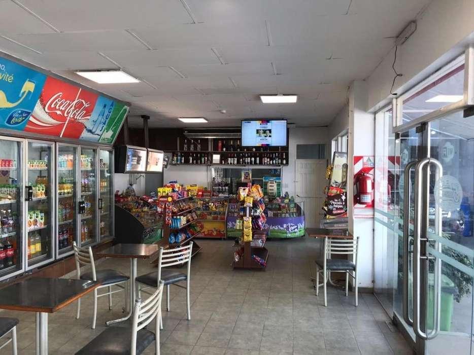 Vendo Shop de Estacion de Servicio