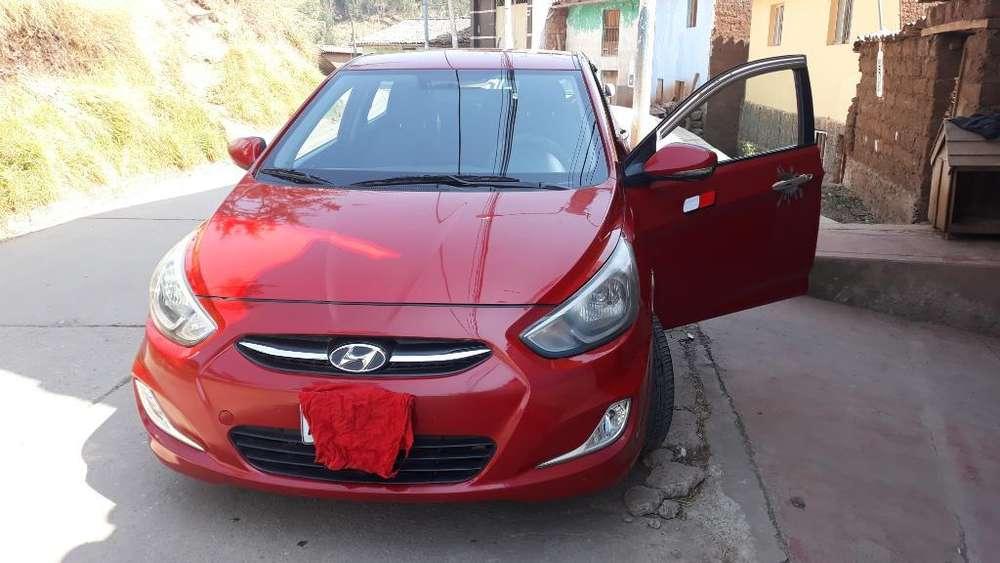 Hyundai Accent Hatchback 2016 - 54600 km
