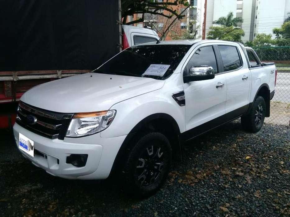 Ford Ranger 2012 - 128062 km