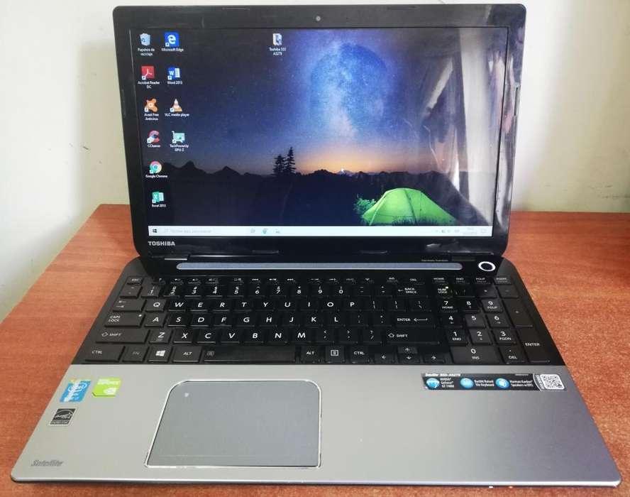 Laptop Toshiba S55-a5279 Core I7 8gb Ram 2gb Nvidia Geforce