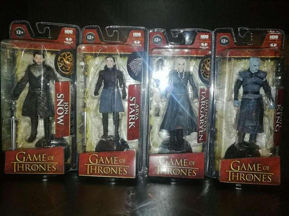 Figuras Game Of Thrones Mcfarlane 6'