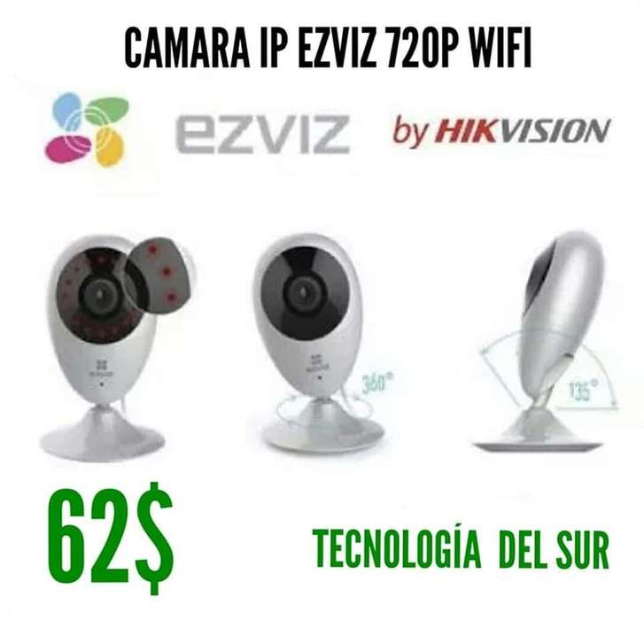 CÁMARA IP EZVIZ MINI O 720P WIFI