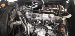 Kia K2700 2011 Estacas 4x4 Turbo Diesel