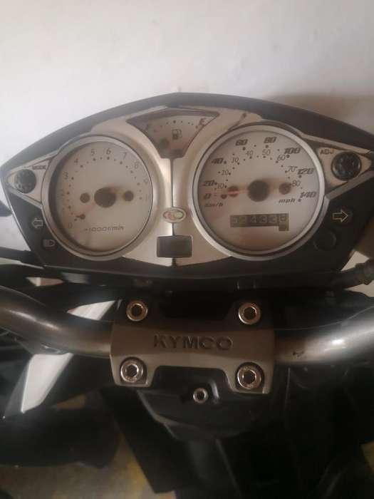 Vendo Moto Agility Rs Naker 2013
