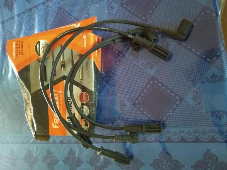 Cables bujas