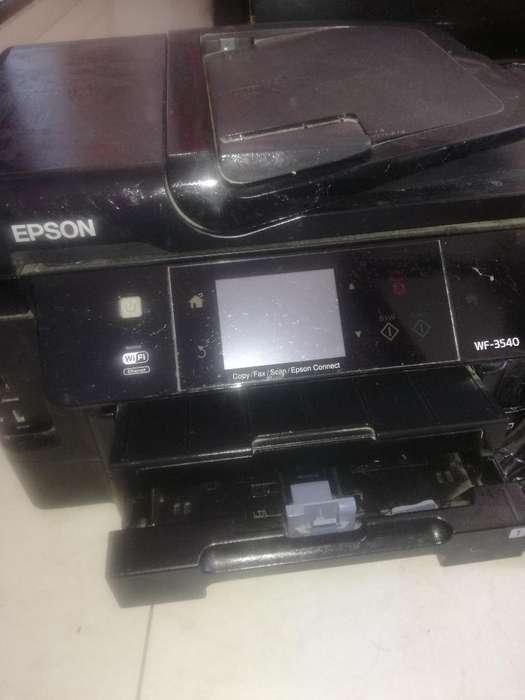 Se Vende Impresora para Repuestos