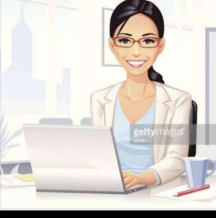 Busco Empleo Asistente Administrativa