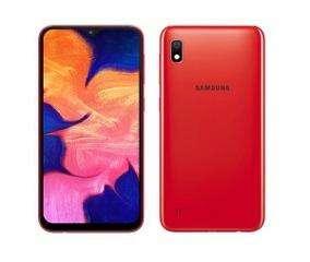 Samsung Galaxy A10 , A S/ 249 portando a CLARO desde tu mismo numero