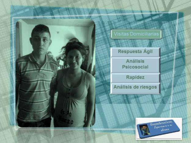 Visitas domiciliarias y analisis psicosocial de la familia en Medellin