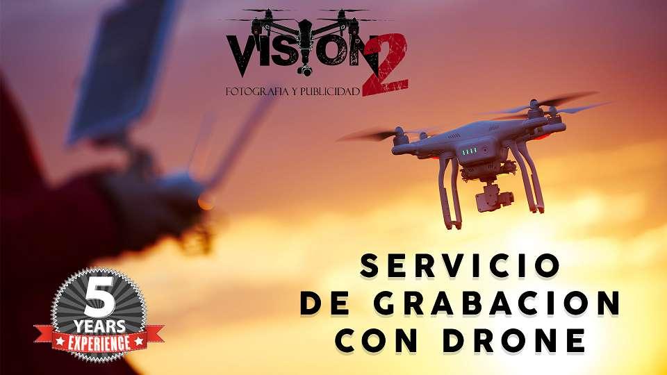 Servicio de Drone Fotografía y Vídeo