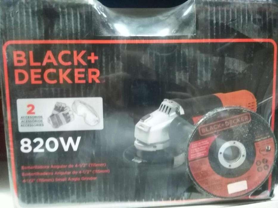 MINIPULIDORA 4.1/2 800W G720 BLACK DECKER